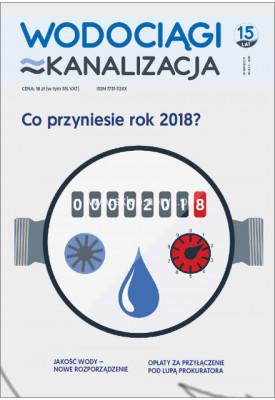 Wodociągi-Kanalizacja 01/2018