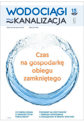 Wodociągi-Kanalizacja 04/2018