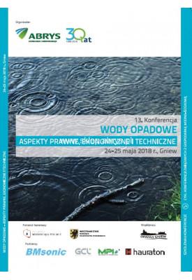 13. Konferencja Wody...