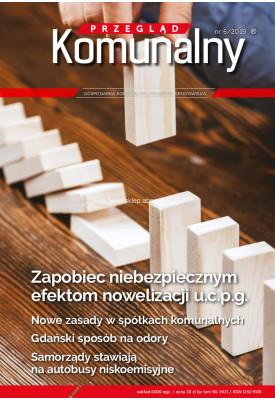 Przegląd Komunalny 05/2019