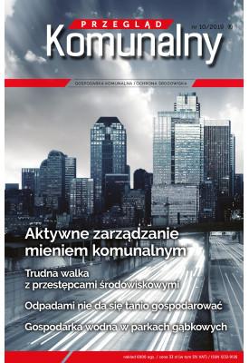 Przegląd Komunalny 10/2019