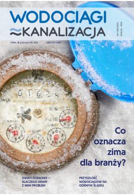 Wodociągi-Kanalizacja 01/2020