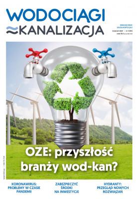 Wodociągi-Kanalizacja 04/2020