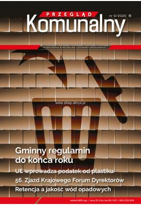 Przegląd Komunalny 09/2020