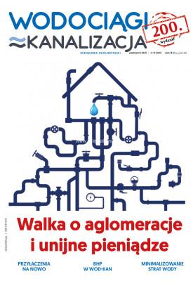 Wodociągi-Kanalizacja 10/2020