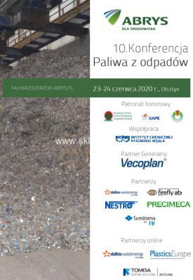Paliwa z odpadów 2020