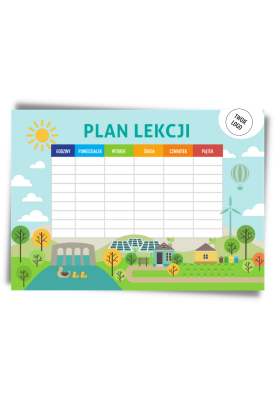 Plan lekcji (1000 szt.) -...