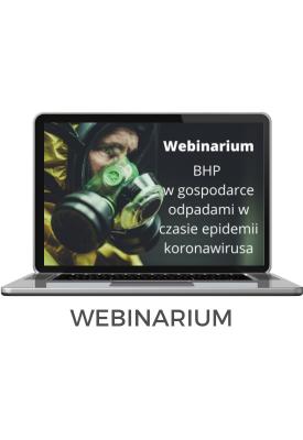 "Webinarium ""BHP w..."
