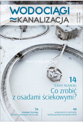 Wodociągi-Kanalizacja 1/2016